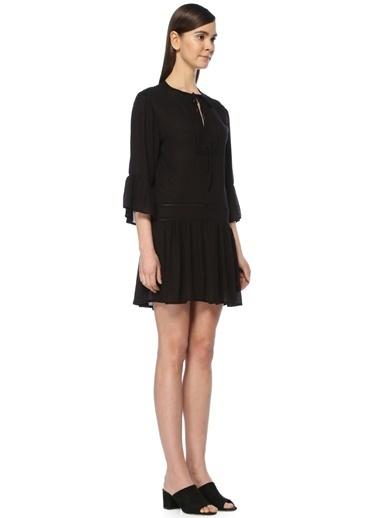 Vix Plaj Elbisesi Siyah